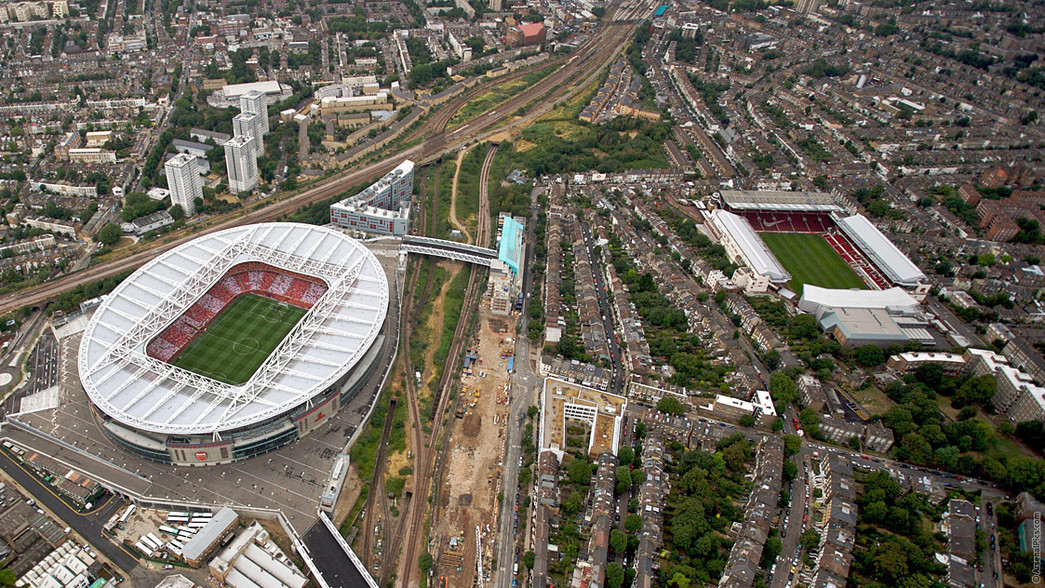 emirates stadium highbury